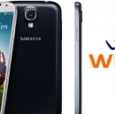 Samsung Galaxy S4: con Wind All Inclusive Unlimited