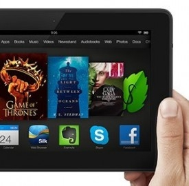 Amazon Kindle Fire HD e HDX: prezzo e data di uscita in italia