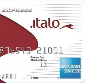 Italo American Express: caratteristiche e richiesta della carta