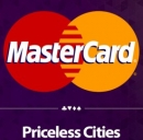 MasterCard Priceless Cities