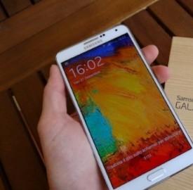 L'innovativo Galaxy Note 3 si preannuncia all'avanguardia