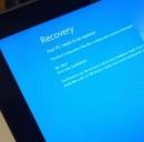 Windows 8.1 RT aggiornamento su tablet Surface