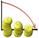 Consumi, diminuisce la propensione al risparmio degli italiani