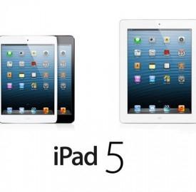 iPad 5 e iPad Mini 2 caratteristiche tecniche