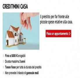 Il prestito Creditmini di Unicredit