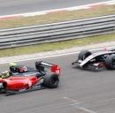 La Ferrari di Alonso pronta per il nuovo GP.