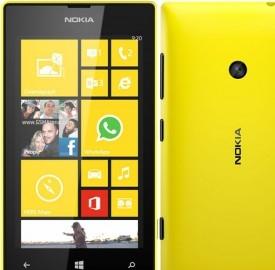 Gratis con Sky il Nokia Lumia 520 fino al 3 novembre