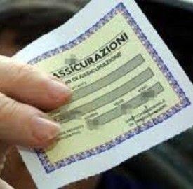 Guida senza assicurazione, le sanzioni previste