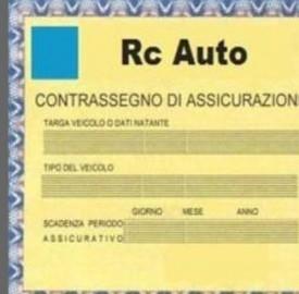 Rc auto: addio al contrassegno sul parabrezza