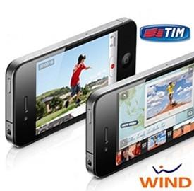 Le nuove tariffe TIM e Wind.