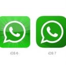 WhatsApp, cambiamenti su iOS 7