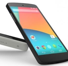 Nexus 5 e Android 4.4 KitKat: prezzo e versioni