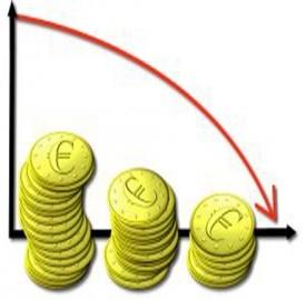 Bankitalia, tassi di interesse sui prestiti alle stelle