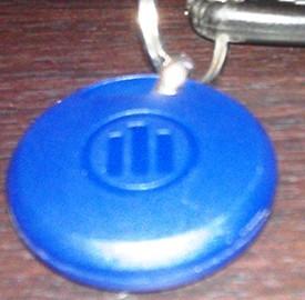 La chiave elettronica da tenere sampre con addosso