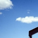 Uno dei pozzi di petrolio sfruttati per l'energia