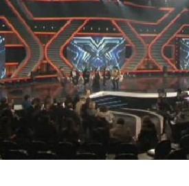X Factor, puntata 14 novembre