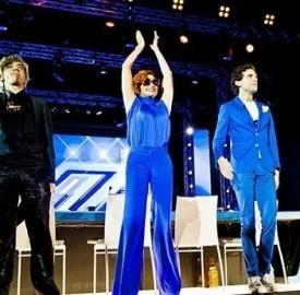 Nasce una nuova polemica ad X Factor: le scenografie inadeguate