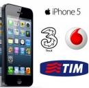 iPhone 5S e iPhone 5C: le offerte di Tim, Vodafone e Tre, ecco la più economica