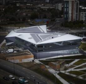 Edificio Siemens ottiene riconoscimento LEED Platinum