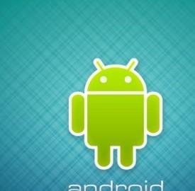 Il robottino verde, simbolo di Android.