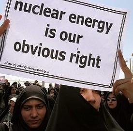 L'Iran vuole continuare sulla strada del nucleare