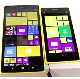 Nokia Lumia 1520 e Nokia Lumia 1020 a confronto. Prezzi e differenze
