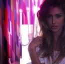Belen prima della serata di X Factor 7
