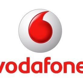 Il logo della Vodafone