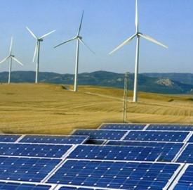 Energie rinnovabili in crescita in Italia