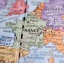 Dettaglio cartina politica europa