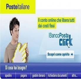Bancoposta click, il prestito online con la firma digitale