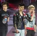 One Direction protagonisti di tre concerti live