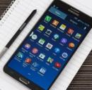 Lo smartphone Samsung Galaxy Note 3