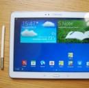 Samsung Galaxy Note 10.1 edizione 2014: le novità
