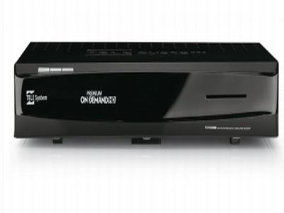 Il Telesystem TS7500HD: particolare