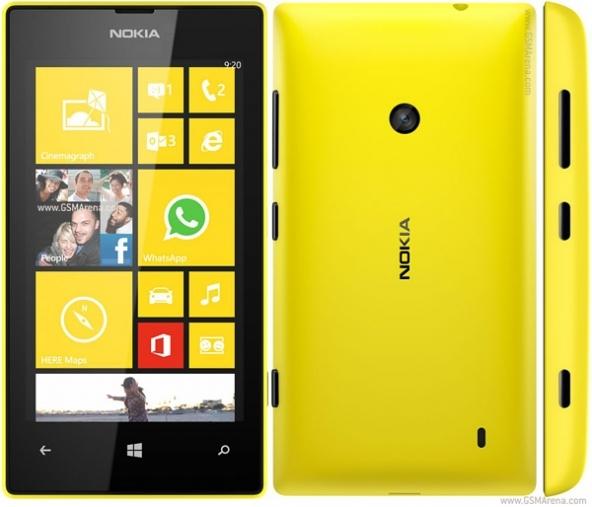 Nokia Lumia 525: le informazioni