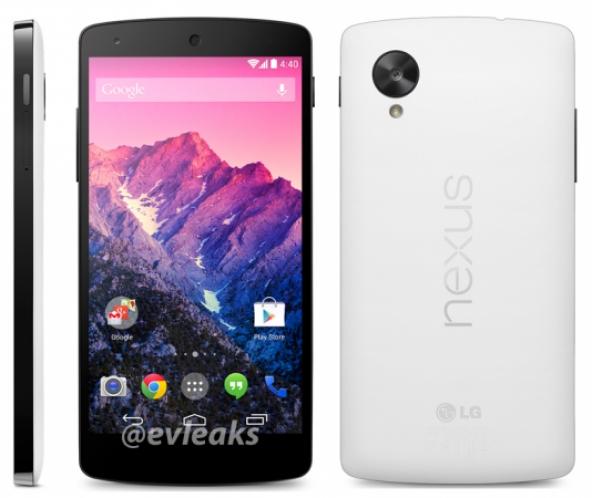 Uno sguardo approfondito sul Nexus 5
