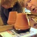 La stufa di terracotta