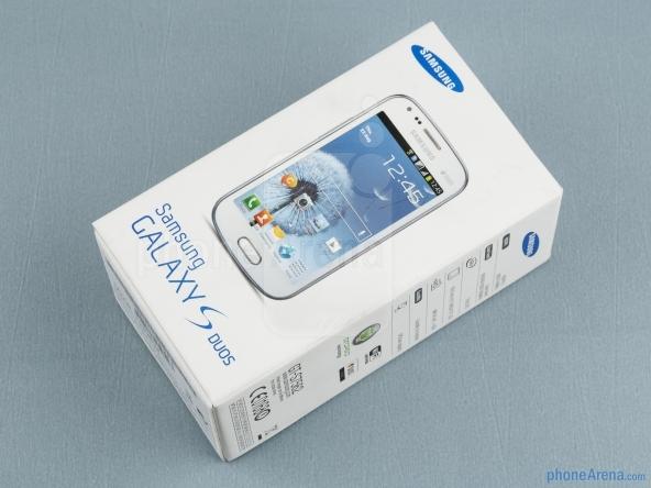Samsung Galaxy S Duos con doppia Sim