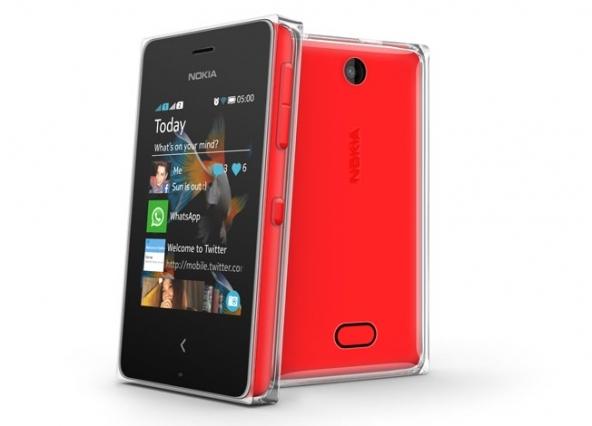 Nokia Asha, la serie 500