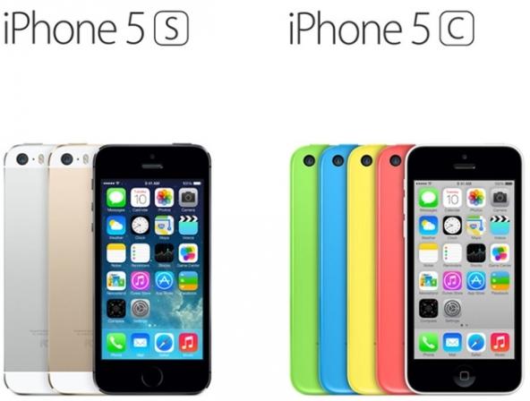 iPhone 5S e 5C: gli ultimi della Apple