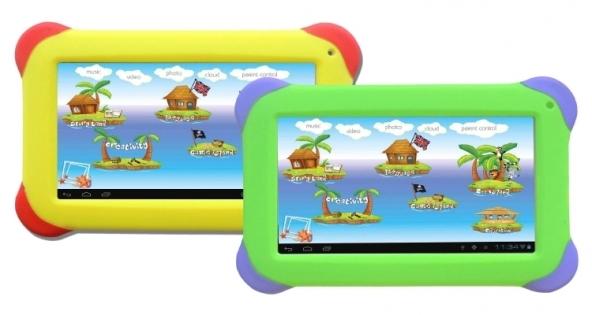 Tablet Bimbi Mod. TB-7 Kids - Wazird