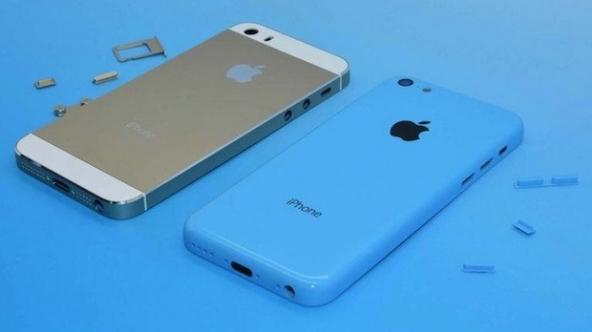 Nell'immagine un modello di iPhone