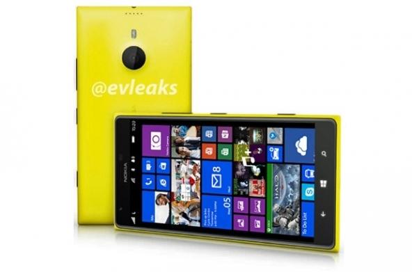Il phablet Nokia Lumia 1520