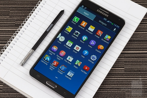 Samsung Galaxy Note 3, il fratello maggiore