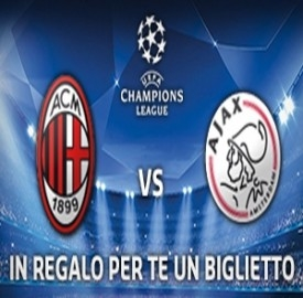 Calendario Partite Champions.Ingressi Gratis Per Milan Ajax Il Calendario Partite