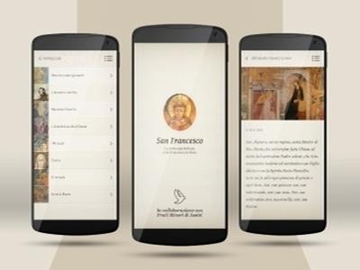 La prima App dedicata a San Francesco