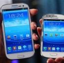 Samsung Galaxy S3 mini a confronto con l'S3