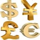 forex: previsioni su euro, dollaro, yen, sterlina