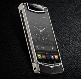 Vertu Ti, lo smartphone di lusso